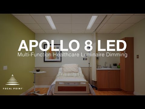 Apollo 8 LED Ambient Exam Reading FMA8LR | Focal Point Lights