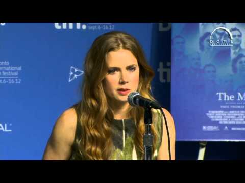 THE MASTER Press Conference | Festival 2012