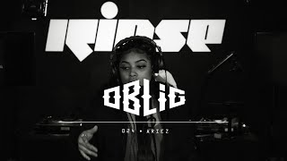 Oblig with Ariez   Rinse FM YouTube Videos