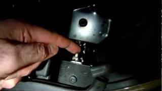 Réparation fermeture capot BMW Série 3 - E90