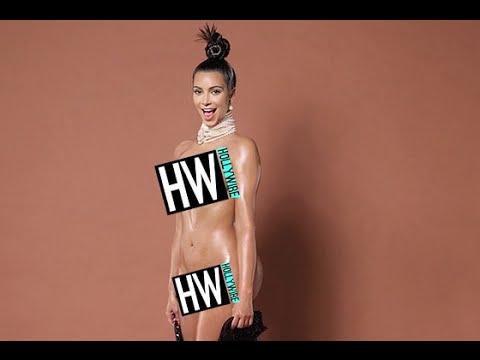 Nude pictures of kim kardashian photo 96