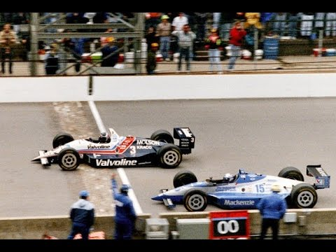 Top 10 Indianapolis 500 Moments of the 1990s