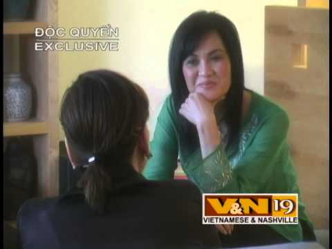 Tâm tình với nghệ sĩ Diệu Hương Vietnamese and Nashville TV