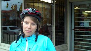 HazeTV 001: Three Women Ride Cross Country on Bicycles!