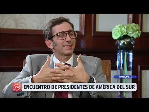 """Presidente Iván Duque de Colombia: """"Prosur no es una organización ideologizada"""""""