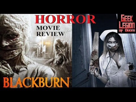 BLACKBURN  2016 Sarah Lind  aka BLACKBURN ASYLUM Horror Movie