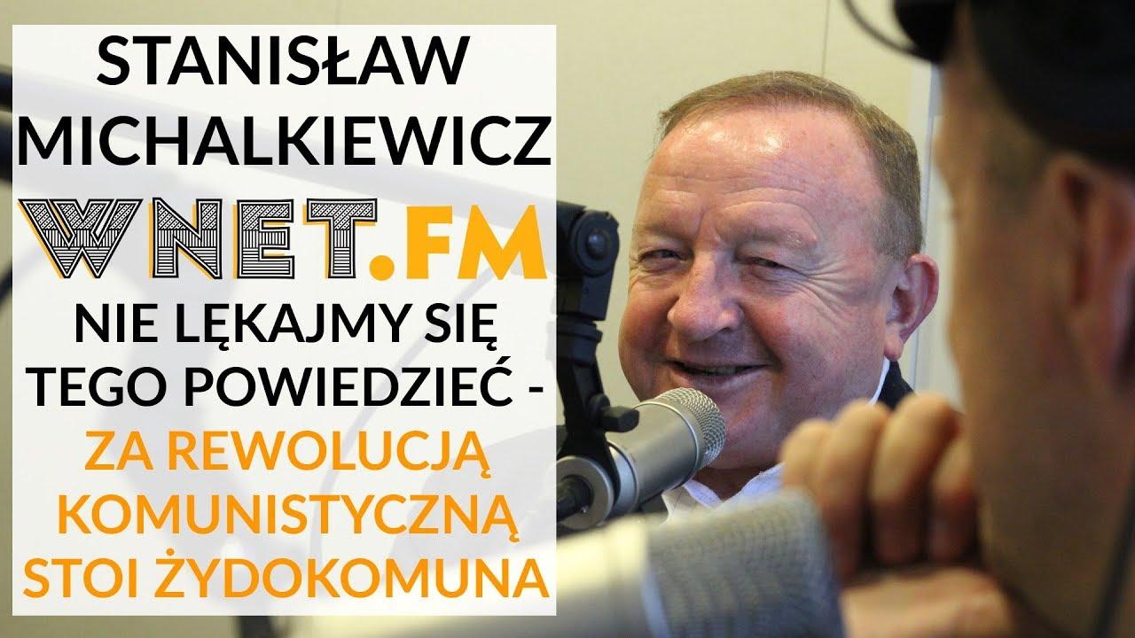 Michalkiewicz u Gadowskiego: Żydokomuna stoi za dzisiejszą rewolucją komunistyczną w Europie (2/3)