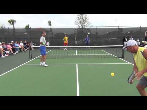 Villages Pickleball VS Seattle Superstars PART 1