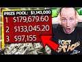 MY BIGGEST POKER TOURNAMENT WIN EVER ON TWITCH!!! $180,000 FOR 1ST PLACE @ AMERICAS CARDROOM!