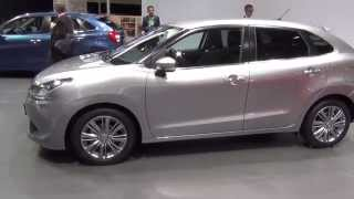 Maruti Baleno (Suzuki Baleno) - Exclusive First Look