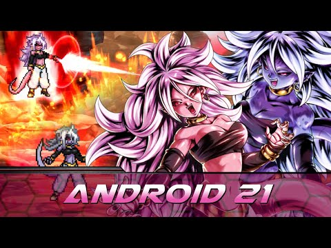 Android 21 JUS Release