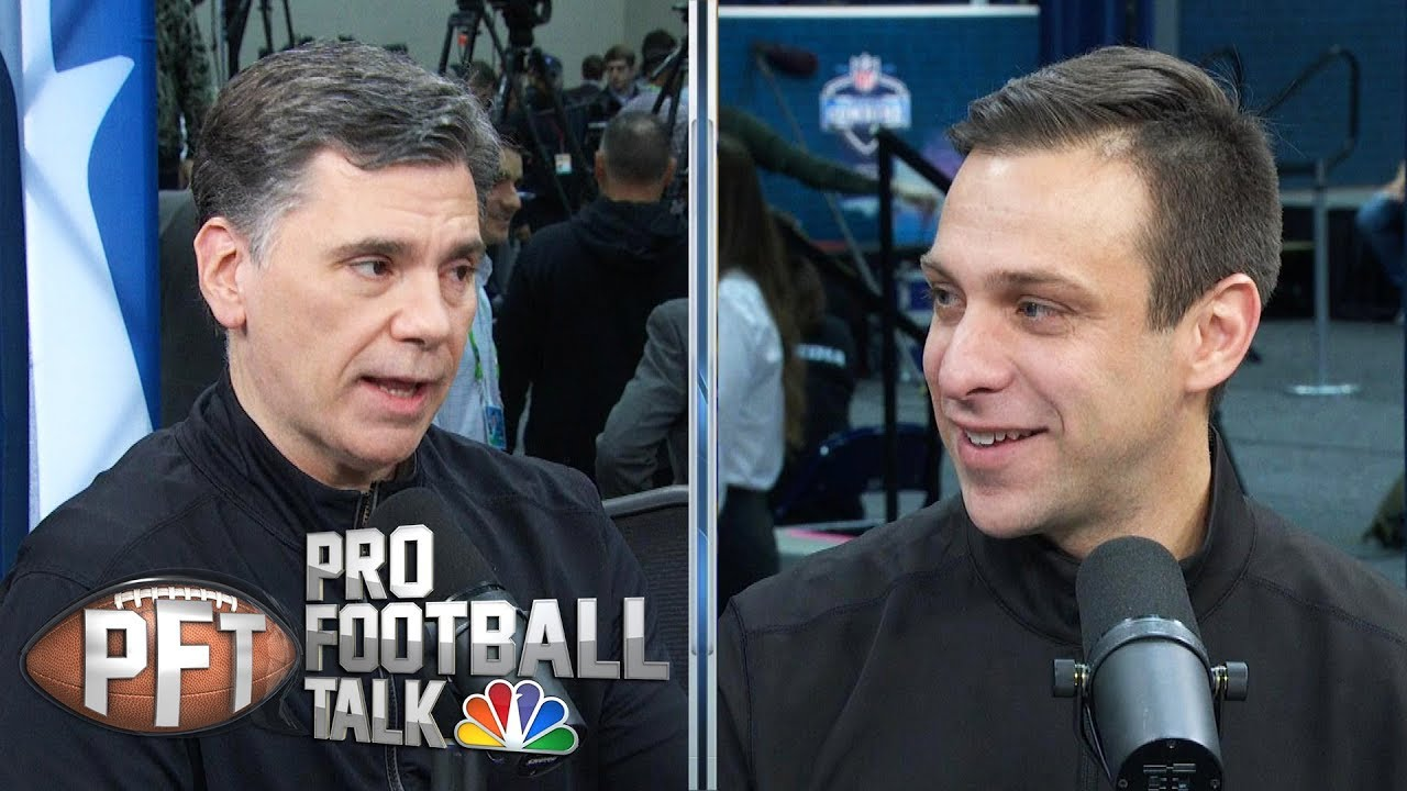 Veach: No timetable for Patrick Mahomes extension (FULL INTERVIEW) | Pro Football Talk | NBC Sports