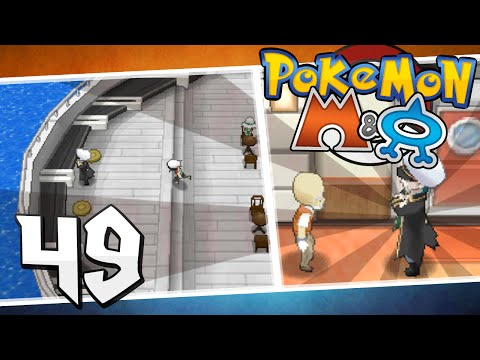 Pokémon Omega Ruby and Alpha Sapphire - Episode 49   SS Tidal!