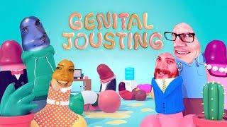 anal retentive genital jousting gameplay