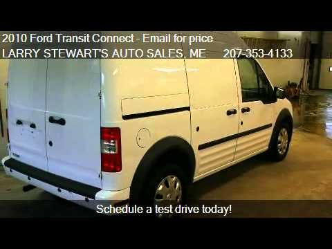 for sale 2010 ford transit connect larry stewart 39 s auto sales lisbon me youtube. Black Bedroom Furniture Sets. Home Design Ideas