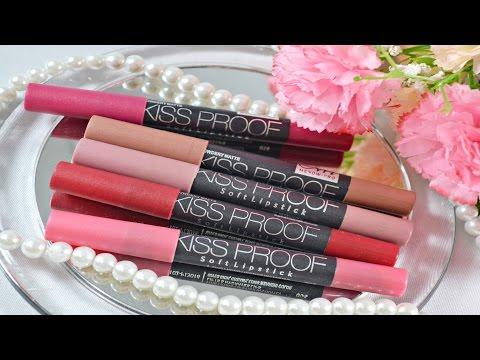 lipstick-kiss-proof-19-colors-matte-waterproof
