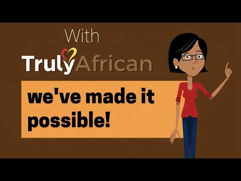 TrulyAfrican - An African Dating Site For Singles