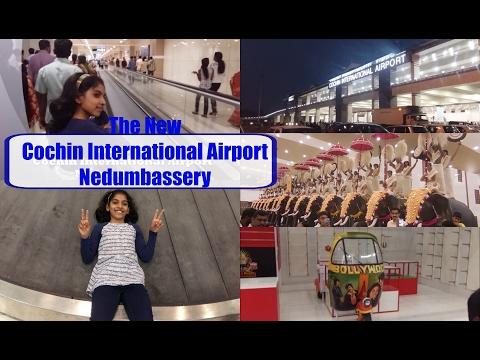 Cochin International Airport New Terminal 3 | Nedumbassery| Kochi | Kerala