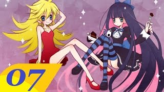 Panty and Stocking with Garterbelt Episode 7 English Dubbed