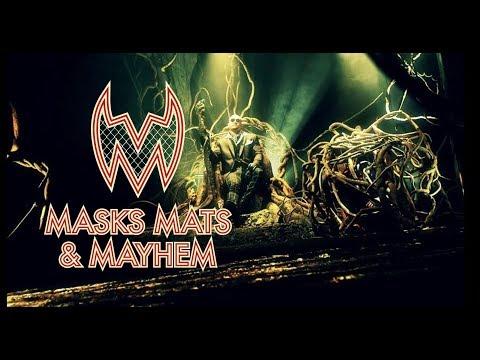 Masks, Mats & Mayhem Episode 93 - Chris Roach & Lucha Underground Season 4 Extended Trailer Review