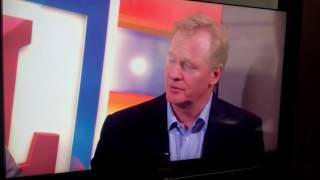 roger goodell on bbc uk
