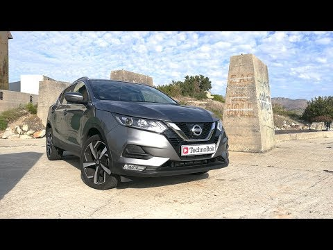 Nissan Qashqai 1.5 dCi (2018) Review - CityProof & More Dynamic Than Ever