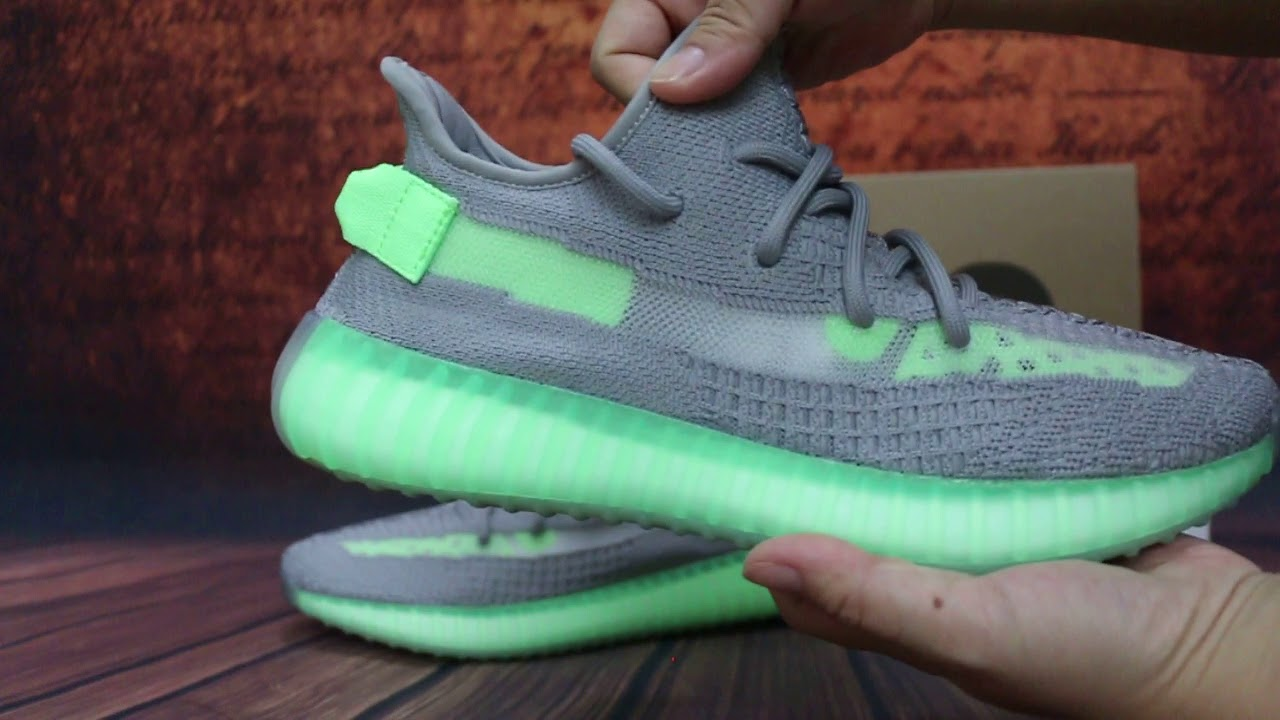 yeezy true form lime