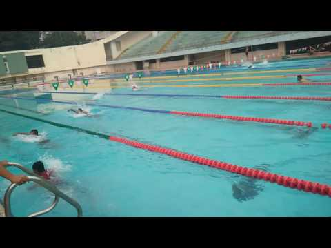 Amar bondhu swimming world champion....