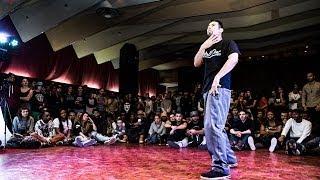 Waving Judge Demo Hugo aka Mr Smooth (USA) / Battle UrbaNation 2014