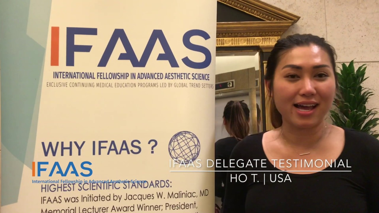 IFAAS Delegate Testimonial - Dr  Tanya J  | United States
