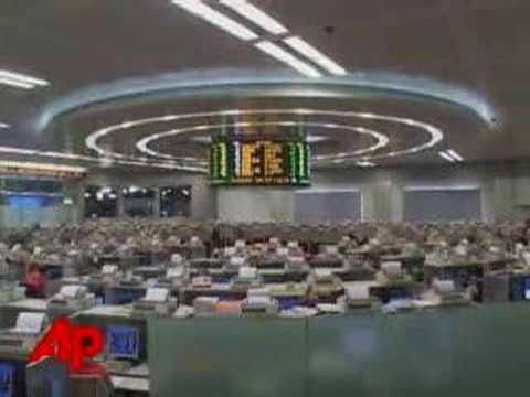 Asia Markets Post Huge Losses