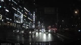 아이나비 퀀텀4K 야간 후방 샘플영상