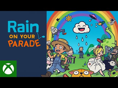 Rain on Your Parade - Available Now!