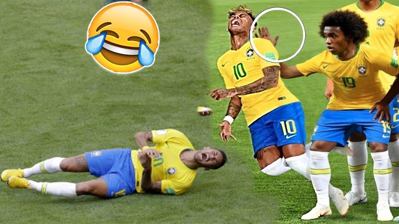 Neymar Challenge Recopilación | Los momentos mas graciosos del fútbol