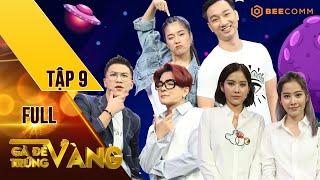 """Gà Đẻ Trứng Vàng Tập 9 Full Nam Em, Nam Anh khiến Vũ Hà, Mai Tiến Dũng e sợ với độ """"khùng"""" đỉnh cao"""