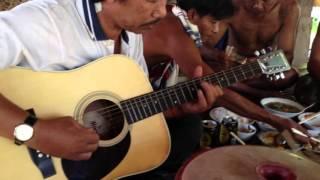 Khmer guitar romvong