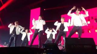 170429 BTS AM I WRONG IN JAKARTA