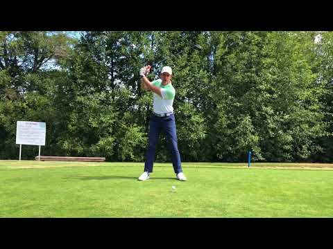 Perfect Driver Swing Takeaway for More Distance