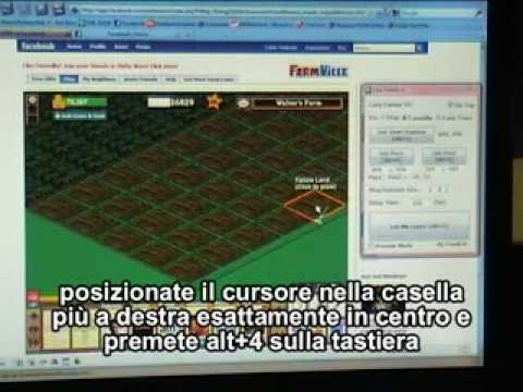 FARMVILLE - Lazy farmer guida ita