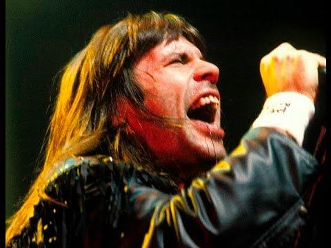 Iron Maiden-No Prayer For The Dying (Philadelphia 1991) Legendado Tradução HD 720p