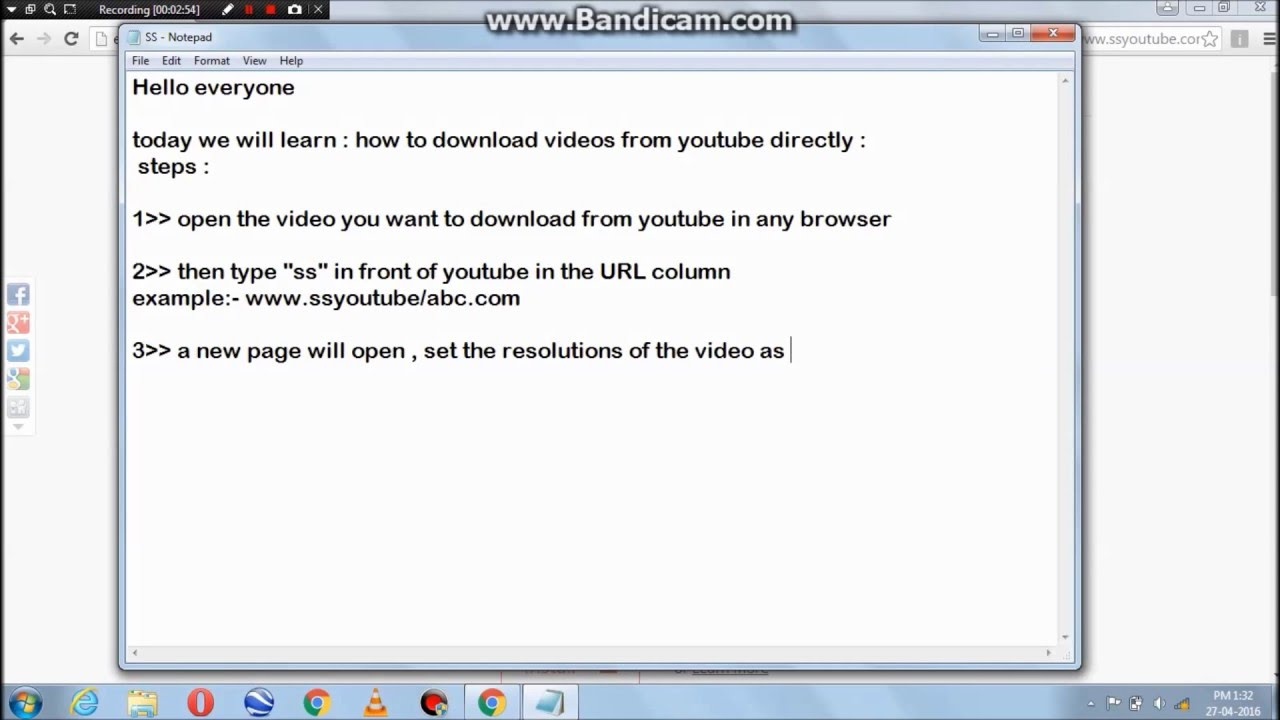 How To Download Videos From Youtube Directly