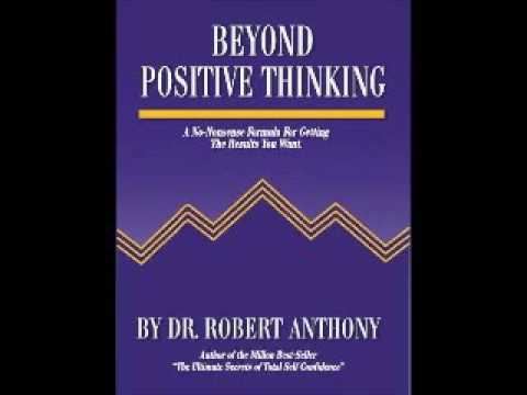 Beyond Positive Thinking Audiobook Dr.Robert Anthony