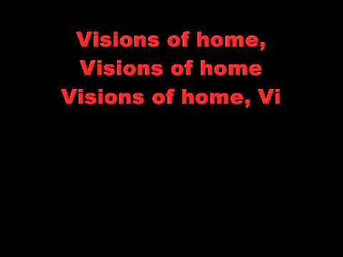J.Cole - Visionz Of Home Lyrics (NEW MARCH 2012)