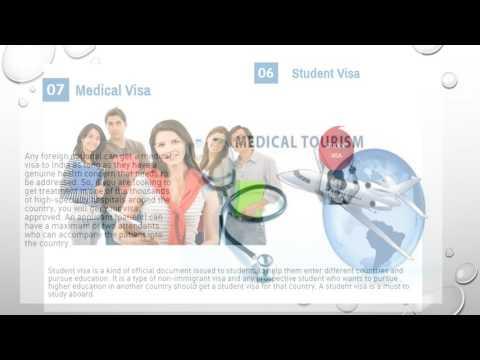 Types of Indian Visa