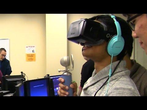 Virtual Reality at Illinois