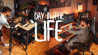 A Day in the Life of a Failed Software Engineer Building a Media Company