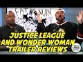 Justice League And Wonder Woman Trailers Reviewed By Kevin Smith - Fat Man On Batman 057 video