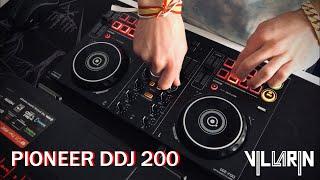 UNBOXING Y PRUEBA DE LA PIONEER DDJ 200   Villarín