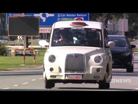 London Cabs Under Scrutiny | 9 News Perth