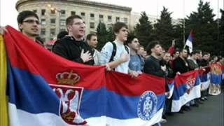 KOSOVO JE SRBIJA KOSOWO JEST SERBSKIE